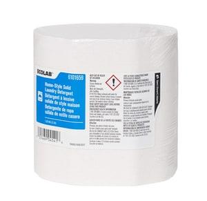 Ecolab 3 lb. Solid Laundry Detergent (Case of 4) E6101659
