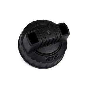 ProTeam® Drain Cap in Black P73185