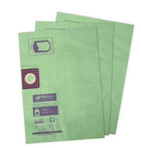 Pro Team Intercept Micro® Paper Filter Bags for ProGuard® 15 Vacuum Cleaner (Pack of 3) P107180