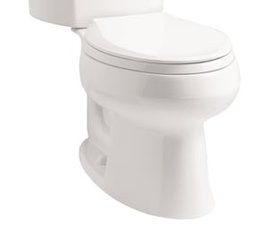 Kohler Wellworth® Elongated Toilet Bowl in White K4198