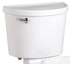 American Standard Champion® Pro™ 1.28 gpf Elongated Floor Mount Toilet Bowl in White A3195C101