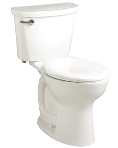 American Standard Cadet® Pro™ Round Toilet Bowl with EverClean Surface in White A3517D101020