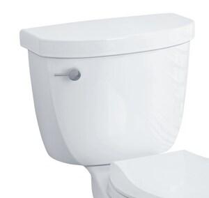 Kohler Cimarron® Elongated Toilet Bowl in White K4309