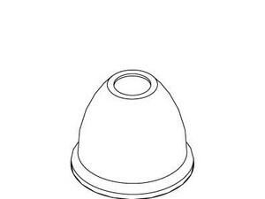 KOHLER Glass Shade K1040439