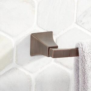 Signature Hardware Vilamonte 25-3/4 in. Towel Bar in Oil Rubbed Bronze SHVL24TBORB