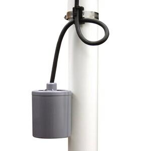 SJE Rhombus 20 ft. 115/230 V 13 A Less Plug Pump Up S1002737