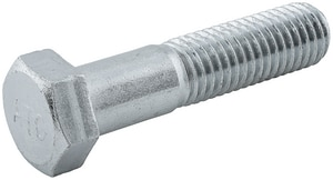 FNW® 1/2 x 2-3/4 in. Zinc Hex Head Cap Screw (Pack of 4) FNWCSG2Z12234 at Pollardwater