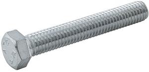 FNW® 2-1/2 in. Carbon Steel Hex Head Screw 25 Pack FNWTBGA3Z38212