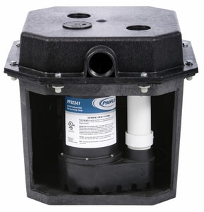 PROFLO® 1/3 hp Cast Iron Remote Laundry Drain Pump System PF92017