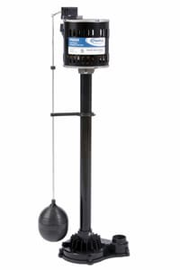 PROFLO® 1/3 HP Thermoplastic Pedestal Sump Pump PF92333 at Pollardwater
