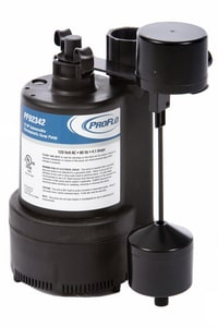 PROFLO® 1/3 hp Thermoplastic Automatic Sump Pump with Vertical Float Switch PF92342