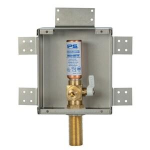 IPS Corporation Guy Gray™ 4-1/8 x 7 x 7 in. Ice Maker Sweat Supply Box IPS88525