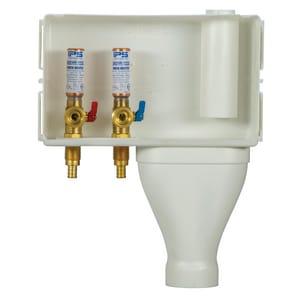 Water-Tite 13 in x 8-5/8 in x 3-3/8 in Washing Machine F1807 PEX Supply Box I87404