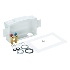 Guy Gray™ TT Series 4 x 14 x 9-1/4 in. Washing Machine Sweat Supply Box I82341