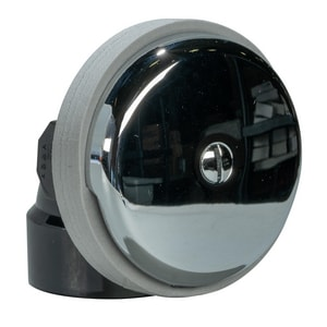 AB & A™ Plastic Push-Pull Drain in Polished Chrome I62021