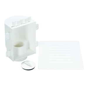 STUDOR® 1-1/2 - 2 in. ABS and PVC Air Vent in White I20380