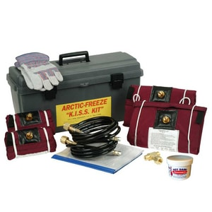 Atlanta Special Products 1/4 - 2 in. Pipe Freezing Kit A7050