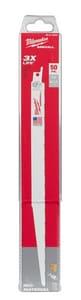Milwaukee® Sawzall® 12 in. 12 TPI Reciprocating Saw Blade 50 Pack M48016094 at Pollardwater
