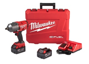 Milwaukee 1/2 in. Impact Wrench with Friction Ring Kit M276722