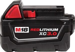 Milwaukee® M18™ RedLithium™ 18V Battery Pack M48111828 at Pollardwater