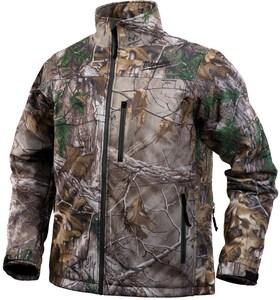 Milwaukee M12™ XXL Size Heated Jacket in Realtree Camouflage M221C212X