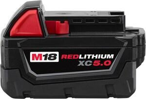 Milwaukee M18™ 18V Extended Capacity Battery M48111850