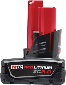Milwaukee M12™ RedLithium™ 12V Lithium-Ion Battery M48112402