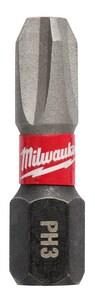 Milwaukee SHOCKWAVE™ 1/4 x 1/4 x 1/4 in. Hex Phillips 2 Piece M48324413
