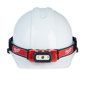 Milwaukee LED USB Rechargeable Hard Hat Headlamp M211121