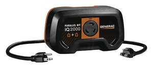 Generac Power Systems 1600W 30A Portable Generator G6877 at Pollardwater