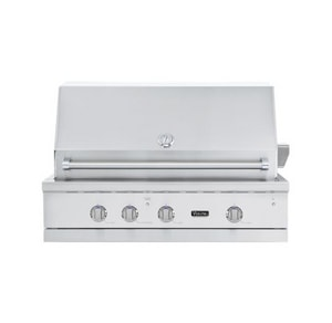 Viking Range 27-3/4 in. Electronic Ultra-Premium Natural Gas Grill VVGBQ54224NSS