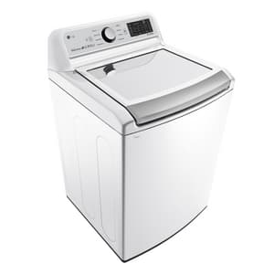 LG Electronics 5 cf Electric Top Load Washer in White LGWT7300CW