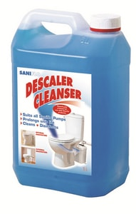 SFA Saniflo USA Saniflo® 1.2 gal Descaler in Blue SAN052