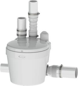 SFA Saniflo USA Saniswift® 12-1/4 in. Laundry Pump in White SAN021