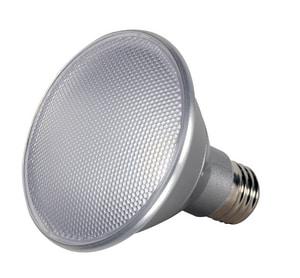 Satco 13W PAR30 Short Neck Dimmable LED Light Bulb with Medium Base SS9411