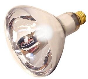 Satco 125W R40 Incandescent Bulb Medium E-26 Base 2700 Kelvin SS4750