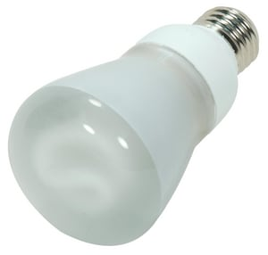 Satco 13W R20 Fluorescent Light Bulb with Medium Base SS7401