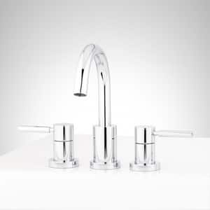 Signature Hardware Edenton Two Handle Roman Tub Faucet in Chrome SHED3RTCP