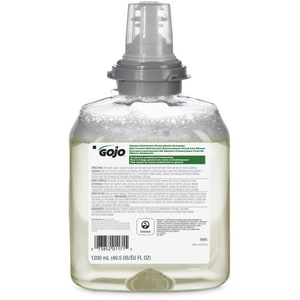 GOJO TFX™ 1200ml Foam Hand Cleaner (Case of 2) G566502 at Pollardwater