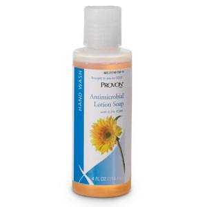 PROVON Provon® 4 oz. Antimicrobial Lotion Soap Squeeze Bottle (Case of 48) G430148