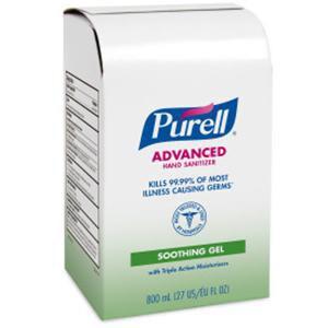 PURELL 800ml Instant Hand Sanitizer Refill G9637