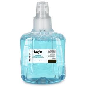 GOJO LTX™ 1200ml Foam Hand Wash in Blue (Case of 2) G191602