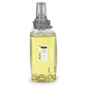 GOJO ADX-12™ 1250ml Citrus and Ginger Foam Hand and Showerwash Refill G881303