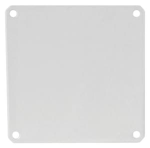 Conery Manufacturing 12 x 10 in. Aluminum Back Panel CABP1210 at Pollardwater