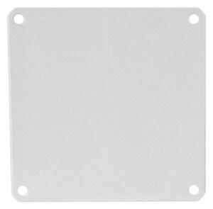 Conery Manufacturing 8 x 6 in. Aluminum Back Panel CABP0806