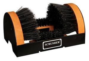 Forestry Suppliers Portable Steel Base for The Original Scrusher® 95210 Boot Cleaner F95211 at Pollardwater