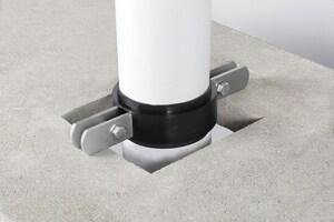 FNW® Titan 1-5/8 x 1-1/2 in. Insulation Riser Clamp FNW7894J0162