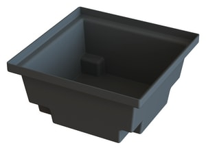 Peabody Engineering and Supply ProChem® 31 in. 33.5 gal LLDPE Containment Basin P25331629 at Pollardwater