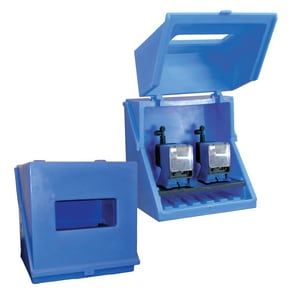 Peabody Engineering and Supply Pump Turtle™ 15 in. Polyethylene and LLDPE Pump Containment Enclosure P25331187 at Pollardwater