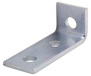 FNW® Figure 7842 1-5/8 x 4-1/8 in. 3 Hole 316 Stainless Steel Corner Angle Fitting FNW7842S63